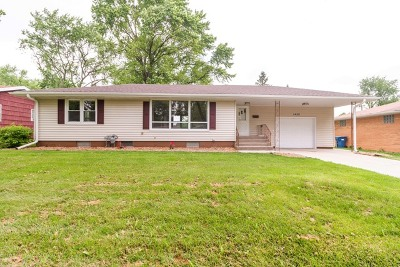 Kankakee Single Family Home For Sale: 1459 West Hawkins Street