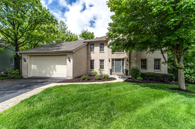 Single Family Home For Sale: 3 Burr Oaks Court