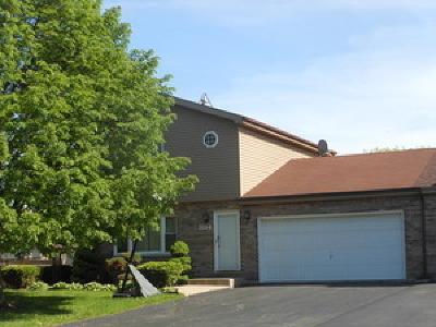 Carol Stream Rental For Rent: 884 Glenlake Drive