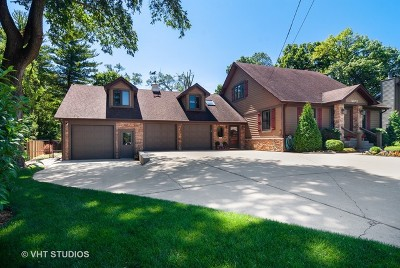 Warrenville Single Family Home For Sale: 3s253 Tracy Place