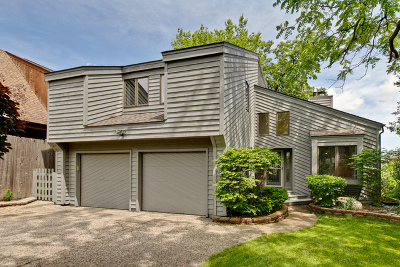 Mundelein Single Family Home For Sale: 19298 West Lake View Avenue