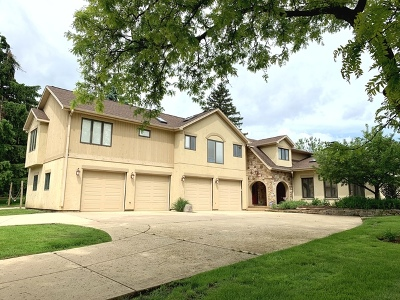 West Chicago  Single Family Home For Sale: 30w070 Smith Road