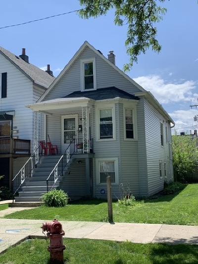 Mayfair Multi Family Home For Sale: 4424 North Kasson Avenue