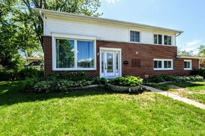 Mundelein Single Family Home For Sale: 421 Cardinal Court