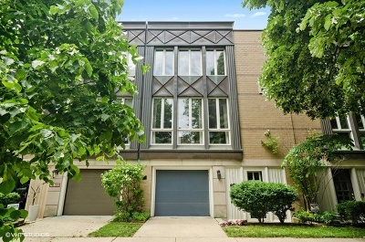Condo/Townhouse Price Change: 2130 North Lakewood Avenue