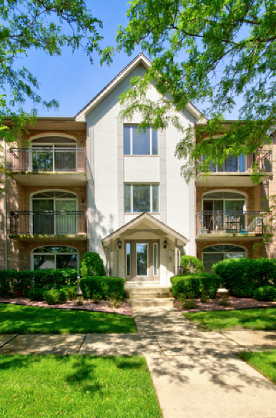Hickory Hills Condo/Townhouse For Sale: 9420 South 77th Court #3E