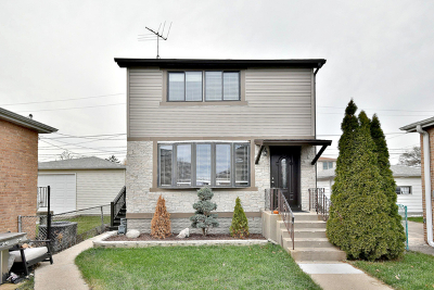 Single Family Home For Sale: 4548 North New England Avenue