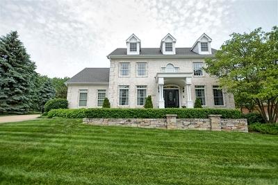 Lisle Single Family Home For Sale: 2224 Regency Woods Drive