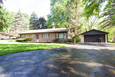 Willowbrook Single Family Home For Sale: 620 67th Place