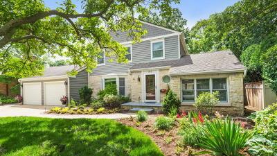 La Grange Park Single Family Home For Sale: 810 North Waiola Avenue