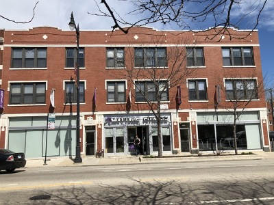 Multi Family Home For Sale: 1344 West Devon Avenue