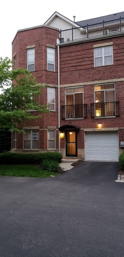 Condo/Townhouse For Sale: 3246 North Anchor Drive