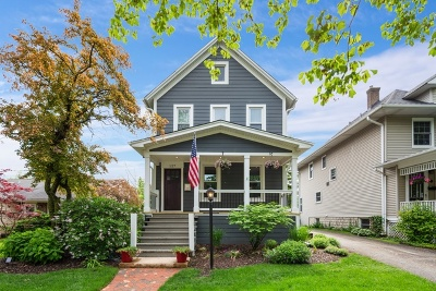 Hinsdale Single Family Home For Sale: 127 South Clay Street