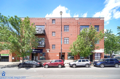 Ravenswood Manor Condo/Townhouse For Sale: 2934 West Montrose Avenue #302