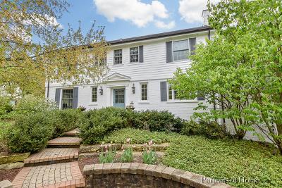 Wheaton Single Family Home For Sale: 414 West Madison Avenue