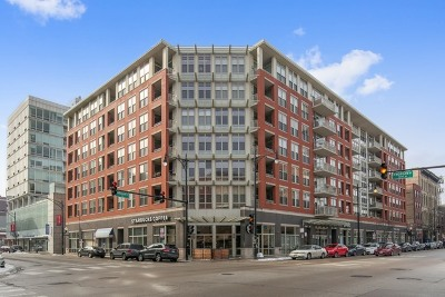 Condo/Townhouse For Sale: 1001 West Madison Street #409