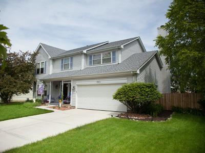 Carol Stream Single Family Home For Sale: 883 Horseshoe Court