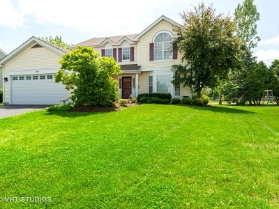 Barrington Single Family Home Price Change: 1266 Berkshire Lane