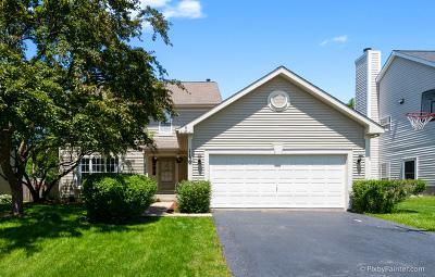 Elgin Single Family Home Price Change: 1130 Clover Hill Lane