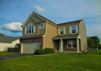 Minooka Single Family Home For Sale: 342 Prairie Ridge Drive