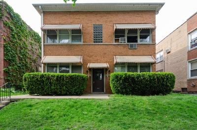 Skokie Multi Family Home For Sale: 4824 Greenleaf Street