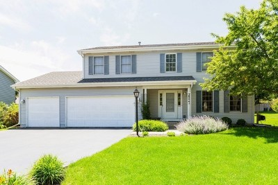 Elgin Single Family Home For Sale: 2844 Weld Road