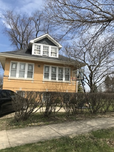 Lisle Single Family Home For Sale: 1204 Burlington Avenue