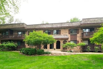 Downers Grove Condo/Townhouse For Sale: 7920 Woodglen Lane #201
