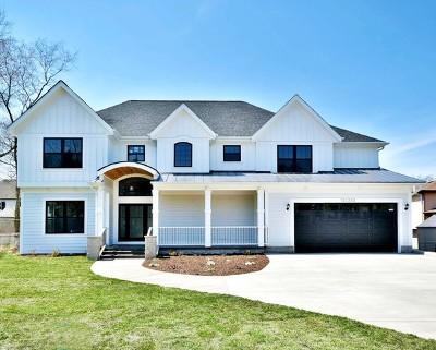 Burr Ridge Single Family Home For Sale: 10s330 Oneill Drive