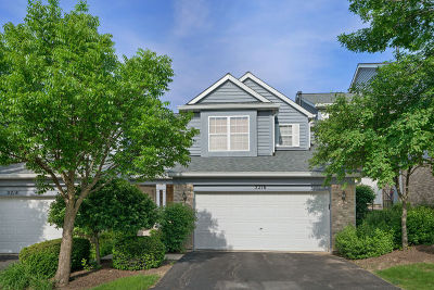Woodridge Condo/Townhouse For Sale: 3216 Foxridge Court