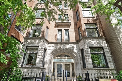 Condo/Townhouse For Sale: 1429 North Dearborn Street #1N