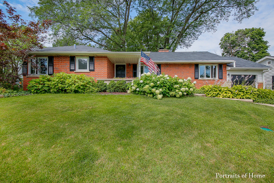 Glen Ellyn Single Family Home For Sale: 246 Taylor Avenue