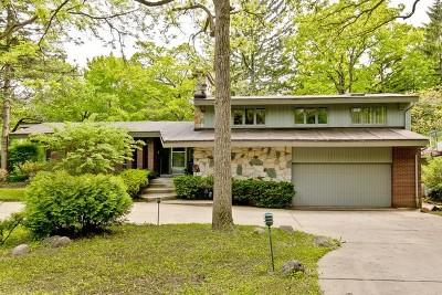 Highland Park Single Family Home For Sale: 1230 Linden Avenue