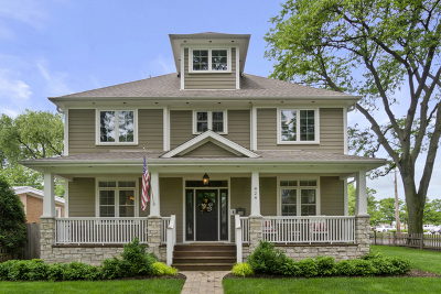 Hinsdale Single Family Home For Sale: 828 Phillippa Street