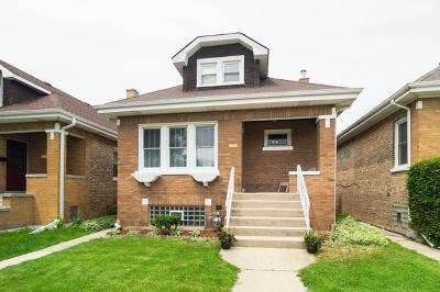 Norridge Single Family Home For Sale: 4222 North Ozark Avenue