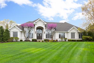 Homer Glen Single Family Home Price Change: 17040 Burr Oak Drive