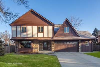Lisle Single Family Home For Sale: 2654 Yorkshire Lane
