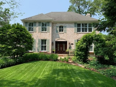 Clarendon Hills Single Family Home For Sale: 26 Gilbert Avenue