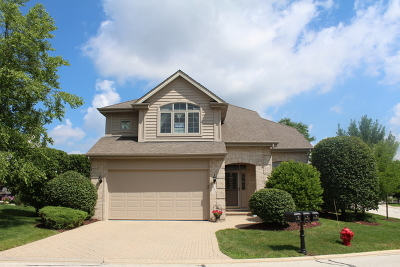 Willowbrook Single Family Home For Sale: 840 Breton Lakes Drive