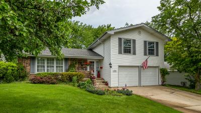 Hoffman Estates Single Family Home For Sale: 1120 Rosedale Lane
