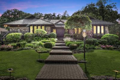 Oak Brook Single Family Home For Sale: 714 Forest Glen Lane
