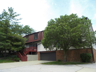 Bloomington Condo/Townhouse For Sale: 2802 East Lincoln Street #1C