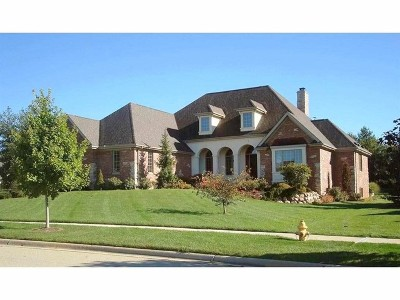 Rockford Single Family Home Price Change: 6338 Tuscany Circle