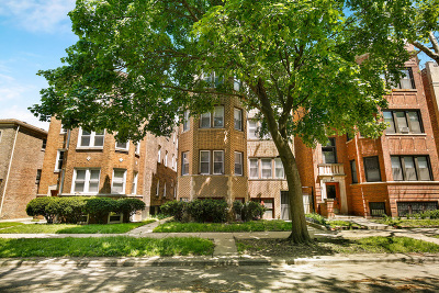 Chicago Multi Family Home For Sale: 5411 North Campbell Avenue