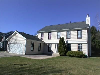 Elgin Single Family Home For Sale: 1020 Stockbridge Court