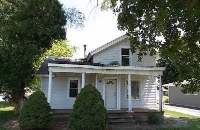 Gardner Single Family Home Re-Activated: 422 North Monroe Street