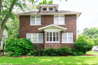 Joliet Single Family Home For Sale: 210 Clement Street