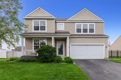 Manhattan Single Family Home For Sale: 25334 Bann Street