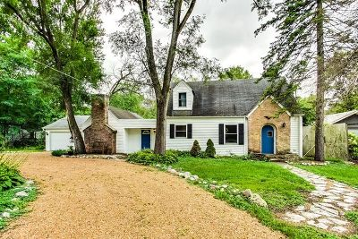 Warrenville Single Family Home Price Change: 3s180 Home Avenue