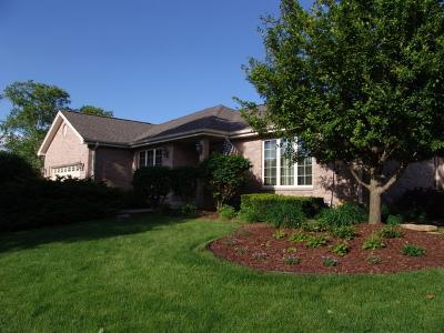 Lockport Single Family Home Price Change: 16743 Swift Arrow Drive